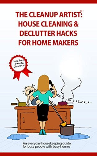amazon home cleaning lazy girl s housekeeping guide english edition