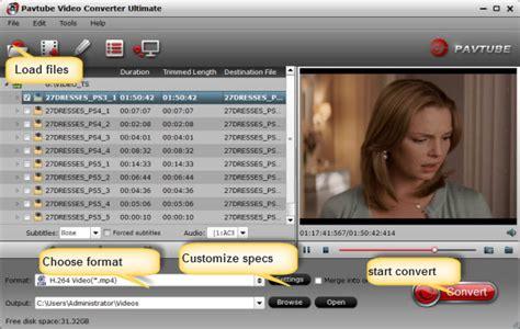 format video chromecast make mkv avi mp4 flv wmv mpg mov watchable via