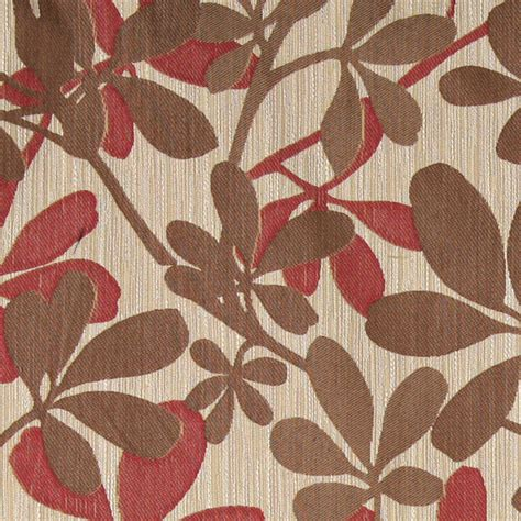 brown beige and abstract leaves