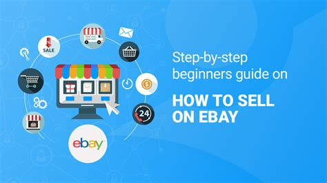 How To Sell On Ebayiii Step By Step Guide Through by Step By Step Beginners Guide On How To Sell On Ebay