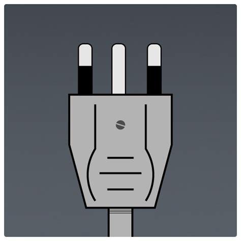 l socket with cord iec world plugs plug type l