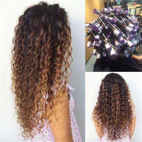 curly perm vs spiral perm see this instagram photo by dadahawaii 91 likes perms