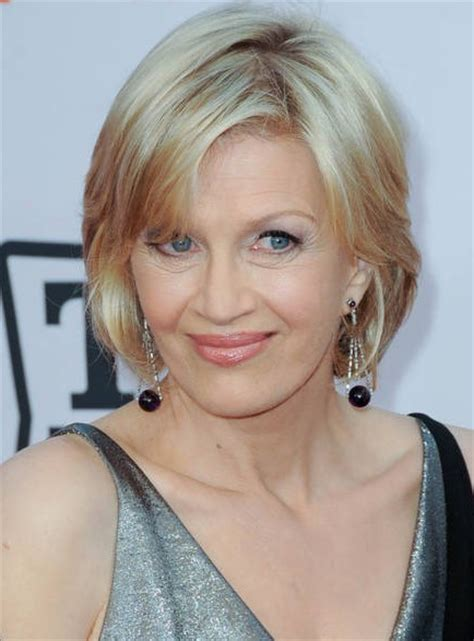 pictures of diane sawyer haircuts diane sawyer short bob hairstyle hairstyles weekly