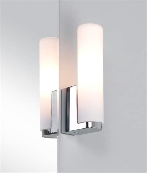 Bathroom Wall Lighting Uk by Bathroom Tubular Glass Wall Light
