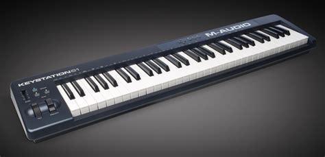 M Audio Keystation Mini 32 Premium Keyboard Controller Midi Pitch m audio acclaimed audio interfaces studio monitors and