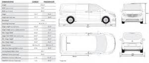 Dodge Minivan Dimensions Dodge Caravan Interior Dimensions Absolutiontheplay