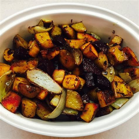recipe for root vegetables roasted pumpkin with root vegetables and broccoli recipe