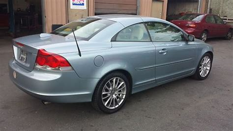auto air conditioning service 2007 volvo c70 electronic throttle control find used 2007 volvo c70 t5 6 speed convertible 2 door 2 5l in glen burnie maryland united