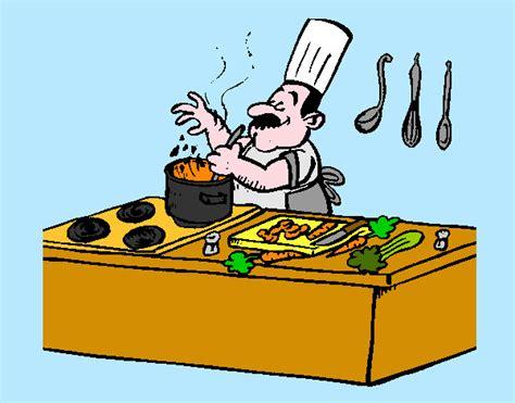 cuoco in cucina disegno il cuoco colorato da matty4 il 20 di agosto 2012