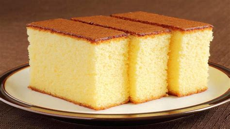 sponge cake without oven basic plain soft sponge cake w eng subtitles youtube