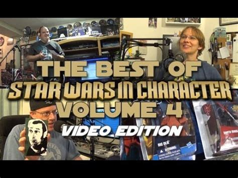 star wars vol 6 1302905538 best of star wars in character volume 4 youtube