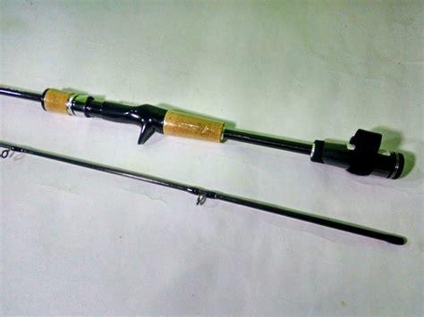 Joran Pancing Bc jual beli joran bc sambung dua bionic anyfish 190cm