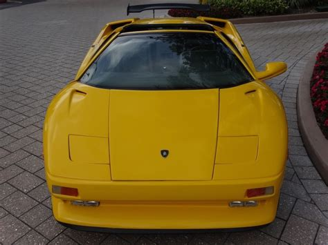 1986 Lamborghini Diablo 1986 Wide Lamborghini Diablo Roadstear Replica For Sale