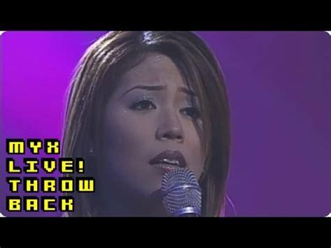 bakit nga ba mahal kita song by roselle nava roselle nava sings quot bakit nga ba mahal kita quot on myx live