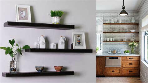 decorar repisas cocina repisas de pared