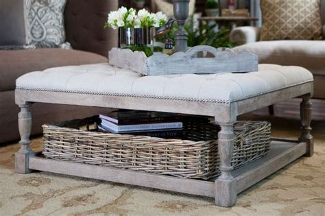 Diy Ottoman Coffee Table Ottoman Coffee Tables Diy Decorator