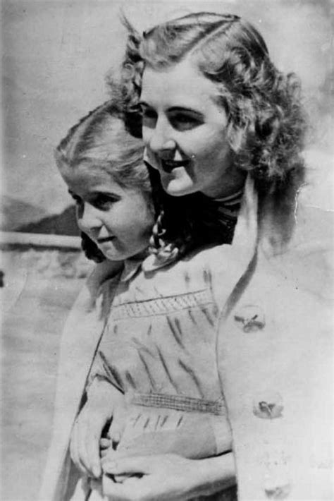 biography of hitler wikipedia eva braun with hilde speer at the berghof looking back
