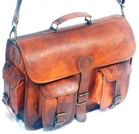 leather bag genuine leather bag messenger bag shoulder laptop bag