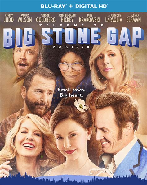 film blu ray releases big stone gap dvd release date february 2 2016