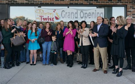paint with a twist nj painting with a twist opens montville location montville