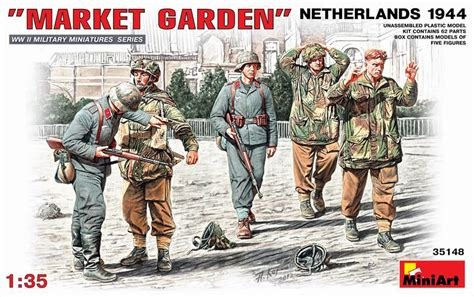 operation market garden 1944 3 the corps missions caign books operation market garden netherlands 1944 1 35 miniart 35148