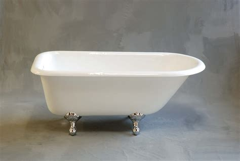 4 Foot Tub Natoma 4 1 2 Foot Roll Clawfoot Tub