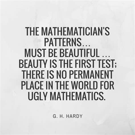 math pattern quotes math quotes famous quotations by mathematicians famous