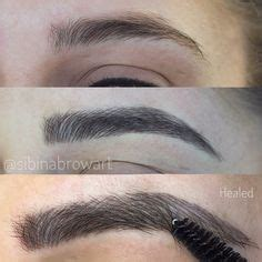 eyebrow tattoo pros and cons 1000 images about microblanding on permanent