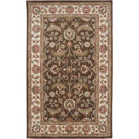 home depot wool area rugs artistic weavers belvedere forest wool 5 ft x 8 ft area rug the home depot canada