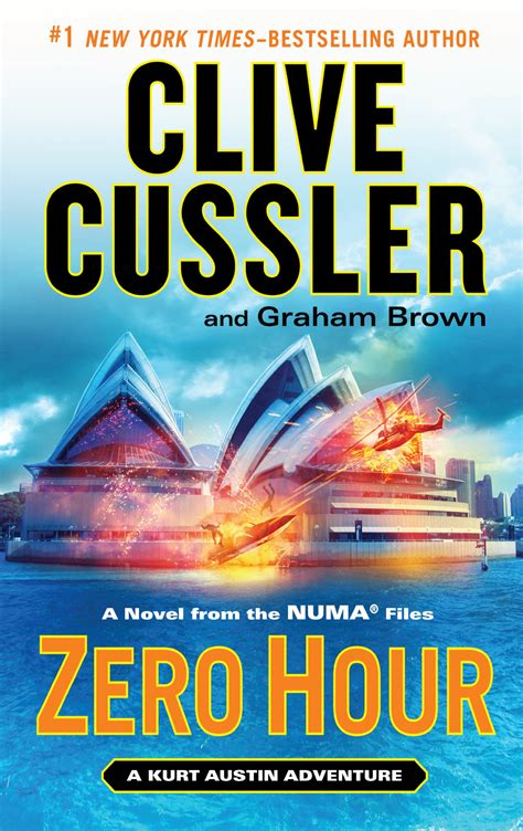 zero hour wired dangerous books clive cussler adventure books