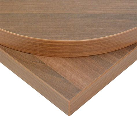 walnut chunky laminate table tops 50mm thick designer