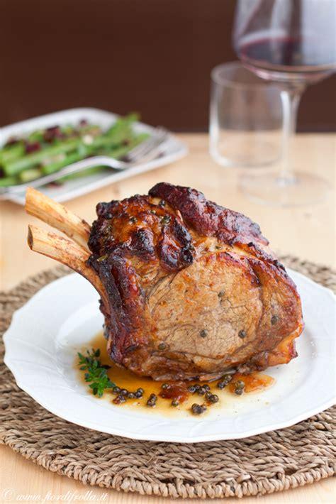 carr 233 di vitello al pepe verde e qualche idea per il menu