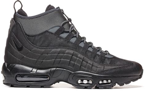 air max 95 boots nike air max 95 sneakerboot shoes black