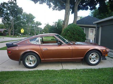 datsun 260z 1974 1974 datsun 260z for sale illinois
