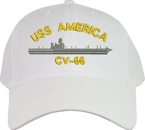 Top Import 66 uss america cv 66 imported cap