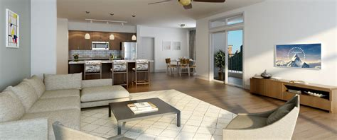 Spacious 2 Bedroom Apartments In Atlanta From Reasonably Luxury Apartments In Atlanta Midtown 755north Apartments