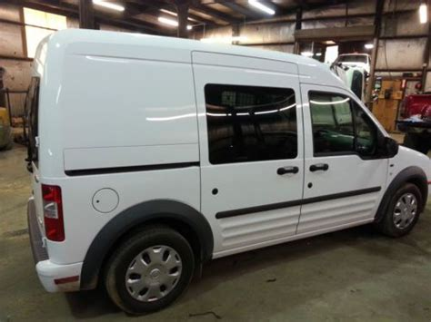 buy   ford transit connect xlt mechanics service van compressorgenerator