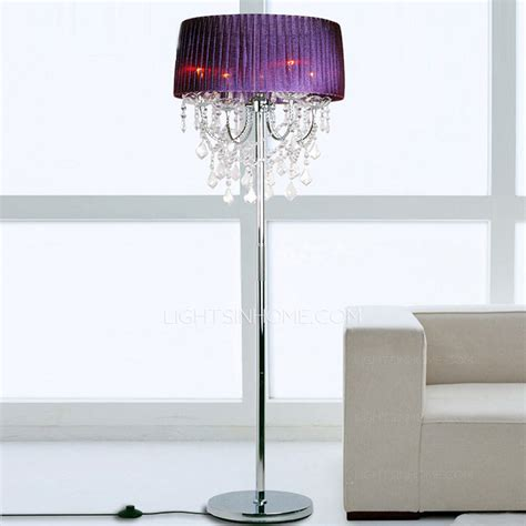 crystal floor l cheap purple chandelier l best home design 2018