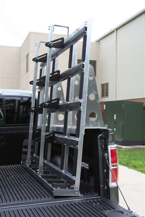 Glass Racks For Trucks by Fixed Position Interior Up Glass Rack Glass Truck