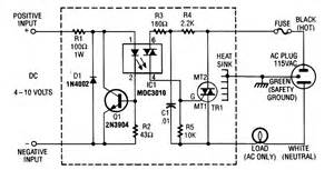 solid state relay schematic solid free engine image for user manual