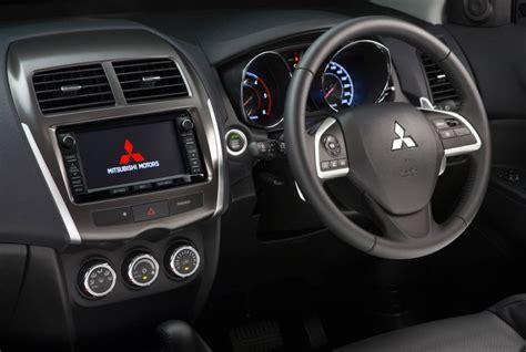 mitsubishi asx 2014 interior نگاهی کوتاه به میتسوبیشی asx مدل 2014 پدال مجله خودرو و