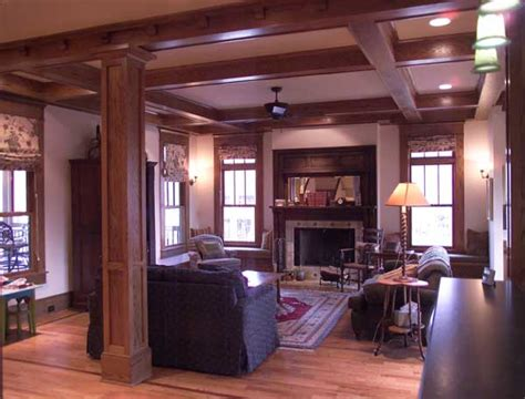 craftsman style homes interiors craftsman home ideas on craftsman