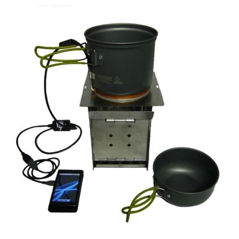 Powerpot V Thermoelectric Generator Pot powerpot v thermoelectric generator