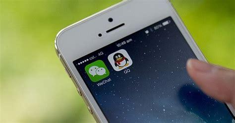 qq mobile qq mobile vs wechat messaging apps messenger apps