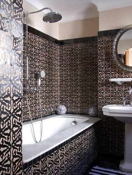 moroccan bathroom tile moroccan tile bathroom pat s home design pinterest