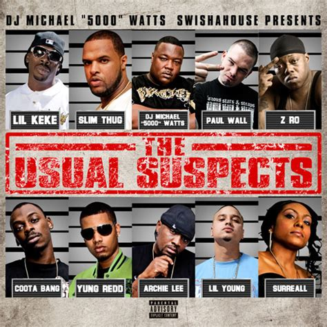 swisha house music swishahouse usual suspects mixtape 187 day a dream