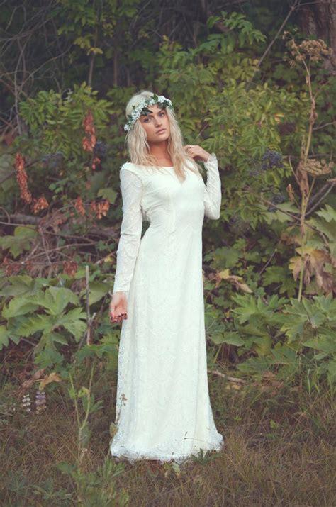 Bohemian Brautkleid by Brautkleid Der Woche Bohemian Style Daughters Of