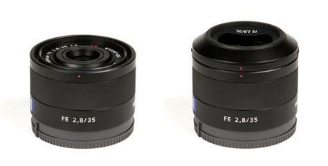 Lensa Sony 35mm F28 Za Fe Mount carl zeiss sonnar t fe 35mm f 2 8 za sony sel35f28z