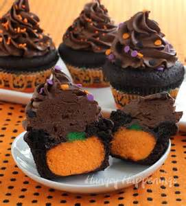 Cupcake Decorating Ideas For Halloween Spooky Halloween Cupcake Ideas Family Holiday Net Guide