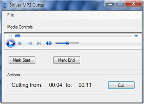 to cut a mp3 download free mp3 cutter splitter